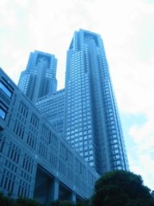 shinjuku buildings