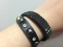 black leather wrap bracelet.jpg