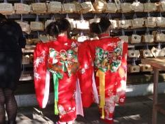 7-5-3 festival at meiji shrine