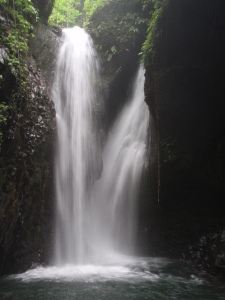 Gitgit Twin Falls