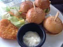4 Flavours Mini Burgers
