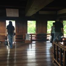 Moon viewing wing - built after the sengoku era