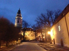 Krumlov Castle
