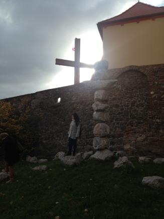 Loved the light shining down, Brno