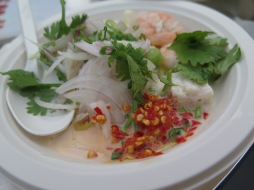Kinislaw from East Side King - refreshing, spicy, just amazing