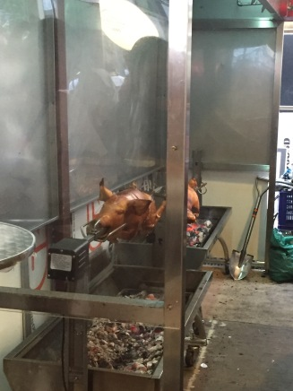 There's something about a whole roasting pig